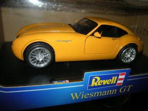 【送料無料】模型車 モデルカー スポーツカー グアテマラ118 revell wiesmann gt yellowgelb in ovp