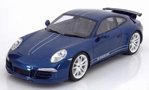 【送料無料】模型車 モデルカー スポーツカー グアテマラポルシェカレラ118 gt spirit porsche 911 991 carrera 4s 5 millionen likes 2013