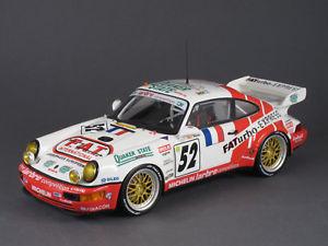 【送料無料】模型車 モデルカー スポーツカー ポルシェカレラ#ルマン118 gt spirit porsche 911 964 carrera rsr 52 fat 24h le mans 1994 gt104
