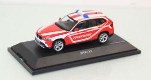 【送料無料】模型車 モデルカー スポーツカー schuco 143 450719800 bmw x1 feuerwehr limitiert ovp js1645