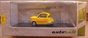 【送料無料】模型車 モデルカー スポーツカー カルトautocult 143 03004 shelter von 1954