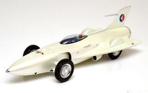 【送料無料】模型車 モデルカー スポーツカー コンセプトホワイト118 true scale firebird i concept 1953 white