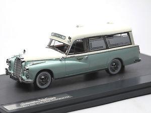 【送料無料】模型車 モデルカー スポーツカー マトリックスメルセデスベンツオランダオランダmatrix, 1961 mercedesbenz 300d w189 visser ambulance vza holland nl 143