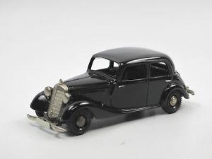 【送料無料】模型車 モデルカー スポーツカー ワルドルフミニチュアメルセデスベンツビルトホワイトメタルwalldorf miniaturen mercedesbenz 170 v 19391949 white metal handbuilt 143
