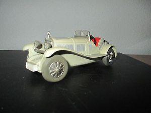 【送料無料】模型車 モデルカー スポーツカー マイクロレーサーメルセデスschuco micro racer mercedes ssk 1043 1 jouet mecanique old toy