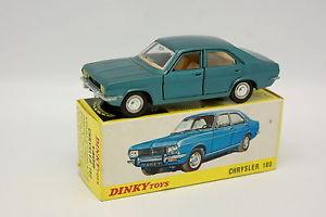 【送料無料】模型車 モデルカー スポーツカー スペインクライスラーdinky toys spain 143 chrysler 180 1409  boite
