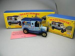 【送料無料】模型車 モデルカー スポーツカー マッチフォードマーストリヒトマイカセットmatchbox moy c2 y12 ford t maastricht aus mica m16 set 2002 sehr selten ovp k25