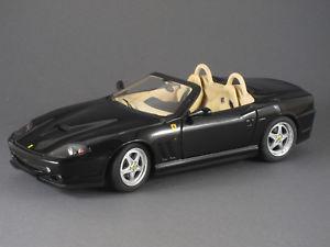 【送料無料】模型車 モデルカー スポーツカー ホットホイールエリートフェラーリバルケッタピニンファリーナブラック118 hot wheels elite ferrari 550 barchetta pininfarina 2000 schwarz 141727