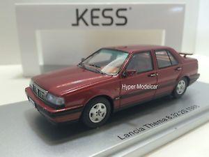 【送料無料】模型車 モデルカー スポーツカー モデルランチアテーマフェラーリkess model 143 lancia thema ferrari 832 2s 1988 art ke43019030