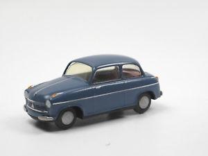 【送料無料】模型車 モデルカー スポーツカー ガイガーロイドハンドワークmab geiger lloyd 600 19551961 blau weimetall handarbeit 143