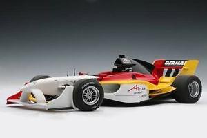 【送料無料】模型車 モデルカー スポーツカー チームドイツautoart 18103 a1 gp 2007 overall winner team germany 118 neu ovp