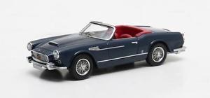 【送料無料】模型車 モデルカー スポーツカー マセラティマセラティグアテマモプロトマトリックスmaserati 3500 gt vignale spider prototipo blue 1959 matrix 143 mx41311081