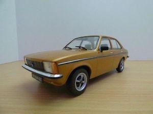 【送料無料】模型車 モデルカー スポーツカー オペルゴールドopel kadett c berline gold 118 c2
