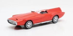 【送料無料】模型車 モデルカー スポーツカー プリマスギアコンセプトマトリックスplymouth xnr ghia concept red 1960 matrix 143 mx51605011