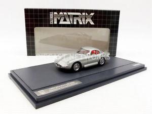 【送料無料】模型車 モデルカー スポーツカー アルファロメオクーペmatrix 143 alfaromeo 2000 sportiva coupe bertone 1954 mx40102101