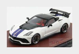 【送料無料】模型車 モデルカー スポーツカー シボレーコルベットワイドボディモデル