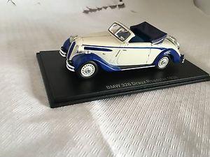 【送料無料】模型車 モデルカー スポーツカー ロードスターネオbmw 326 drauz roadster blauwei 143 neo neu amp; ovp 46285