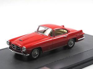 【送料無料】模型車 モデルカー スポーツカー マトリックススケールモデルジャガーギアクーペレッドmatrix scale models 1955 jaguar xk140 coupe by ghia red 143 limited edition