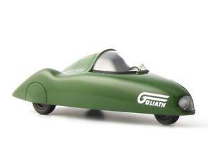 【送料無料】模型車 モデルカー スポーツカー カルトゴリアテカーautocult goliath record car 1951 green 143 atc07001