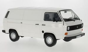 【送料無料】模型車 モデルカー スポーツカー ボスvw t3a, weiss 1979 bos 118
