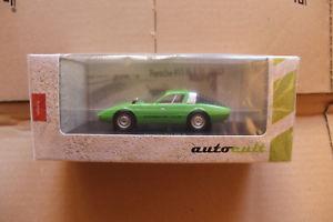 【送料無料】模型車 モデルカー スポーツカー ポルシェカルトプロトタイプautocult 143 06005 porsche 911 hls prototyp 1964