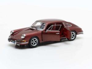 【送料無料】模型車 モデルカー スポーツカー マトリックスドアブラウンmatrix troutman amp; barnes 911 4door 1971 brown 143 mx41607025