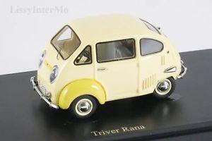 【送料無料】模型車 モデルカー スポーツカー スペインカルトtriver rana spanien 1958 143 autocult neuovp