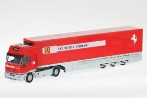 【送料無料】模型車 モデルカー スポーツカー フェラーリiveco eurostar ld semirimorchio bisarca ferrari 2002 old cars olc02002