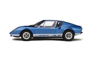 【送料無料】模型車 モデルカー スポーツカー ミニチュアコレクションオットーligier js2 1971 1975 voiture miniature 118 collection otto 293