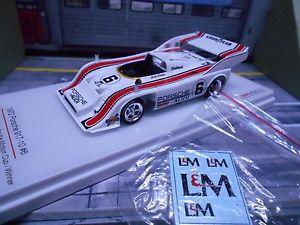 【送料無料】模型車 モデルカー スポーツカー ポルシェスパイダー#porsche 91710 917 tc spyder canam 1972 6 donohue lamp;m winner dieh tsm 143