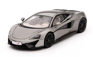 【送料無料】模型車 モデルカー スポーツカー マクラーレンブレードシルバーモデルmclaren 570s blade silver 143 model true scale miniatures