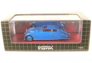 【送料無料】模型車 モデルカー スポーツカー エアロスポーツシャーシneues angebotvoisin c28 aerosport blue 1935 chassis 53048