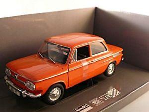 【送料無料】模型車 モデルカー スポーツカー オレンジnsu tt orange 118 revell