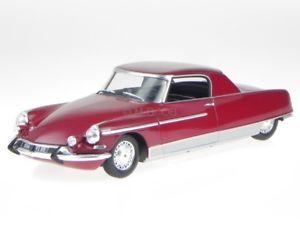 【送料無料】模型車 モデルカー スポーツカー シトロエンルダンディレッドモデルカーcitroen ds 19 chapron le dandy 1964 rot modellauto 18001b norev 118