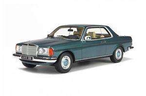 【送料無料】模型車 モデルカー スポーツカー メルセデスクラスクーペグリーンオットーmercedes w123 coupe 280 c123 e klasse grn 1977 1982 resin otto neu 118