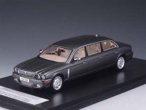 【送料無料】模型車 モデルカー スポーツカー サロンglm daimler x358 wilcox limousine 143 glm213401