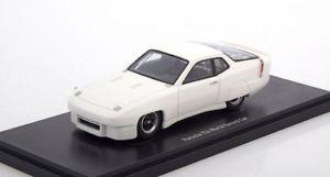 【送料無料】模型車 モデルカー スポーツカー カルトポルシェホワイト143 autocult porsche 924 world record car 1976 white