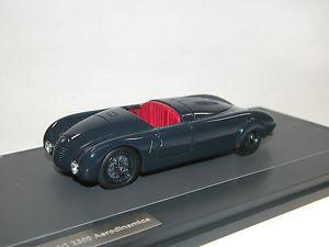 【送料無料】模型車 モデルカー スポーツカー マトリックスアルファロメオクモヴィッツコンセプトカーmatrix 1934 alfa romeo 6c 2300 aerodinamica spider jankovits concept car, 143