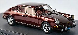 【送料無料】模型車 モデルカー スポーツカー ポルシェセダンメタリックporsche 911 troutman amp; barnes 911 sedan 1972 rot red metallic 143