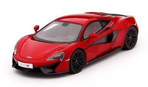 【送料無料】模型車 モデルカー スポーツカー マクラーレンモデルmclaren 570s vermillion red 143 model true scale miniatures