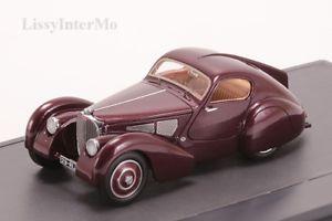【送料無料】模型車 モデルカー スポーツカー ブガッティタイプクーペ#マトリックスbugatti type 51 1931 dubos coupe 51133 matrix 143 neuovp