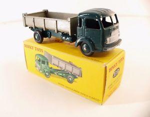 【送料無料】模型車 モデルカー スポーツカー dinky toys f n 33 b camion simca cargo benne basculante jamais jou en boite