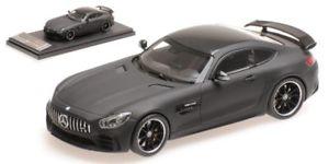 【送料無料】模型車 モデルカー スポーツカー メルセデスレザーマットブラックモデルリアルタイム
