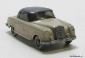 【送料無料】模型車 モデルカー スポーツカー メルセデスクーペスケールwiking 1444 k mercedes 220 coupe mastab 187