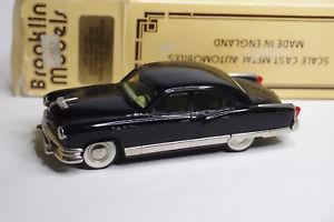 【送料無料】模型車 モデルカー スポーツカー カイザーマンハッタンロッテルダムデラックスモデルカーbrooklin brk 29x 1953 kaiser manhattan rotterdam deluxe model cars 143