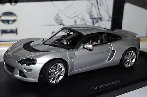 【送料無料】模型車 モデルカー スポーツカー ロータスヨーロッパシルバーlotus europa s silber 118 autoart neu amp; ovp