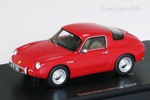 【送料無料】模型車 モデルカー スポーツカー イタリアカルトintermeccanica imp italy, 1961 autocult 143 neuovp