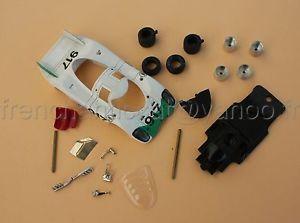【送料無料】模型車 モデルカー スポーツカー ポルシェヒコルマンシェルcr voiture porsche 917 lh n917 143 heco miniatures le mans shell