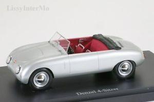 【送料無料】模型車 モデルカー スポーツカー デンゼルシーターカルトdenzel 4sitzer austria, 1949 autocult 143 neuovp