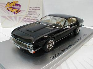 【送料無料】模型車 モデルカー スポーツカー ダッジチャレンジャーkess 43034000 dodge challenger frua 63 baujahr 1970 in schwarz 143 neu
